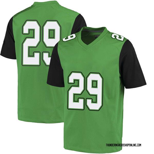 Youth Malik Gant Marshall Thundering Herd Nike Replica Green Football College Jersey